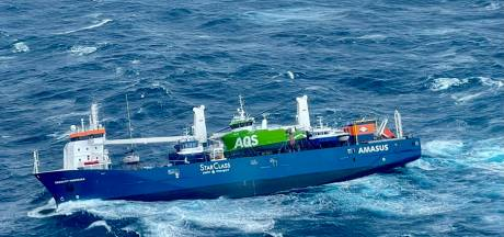 Nederlands spookschip verliest kostbare lading van Noorse klant: 'Nog nooit meegemaakt'