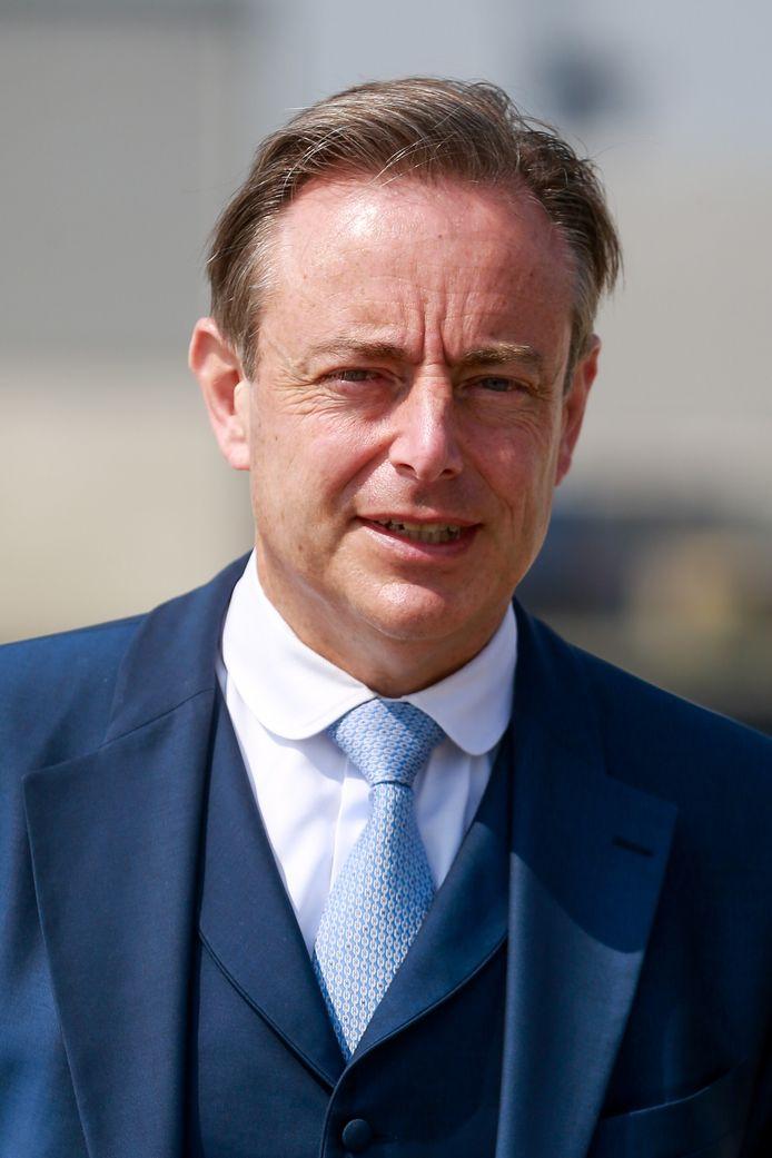 Bart De Wever beet stevig van zich af.