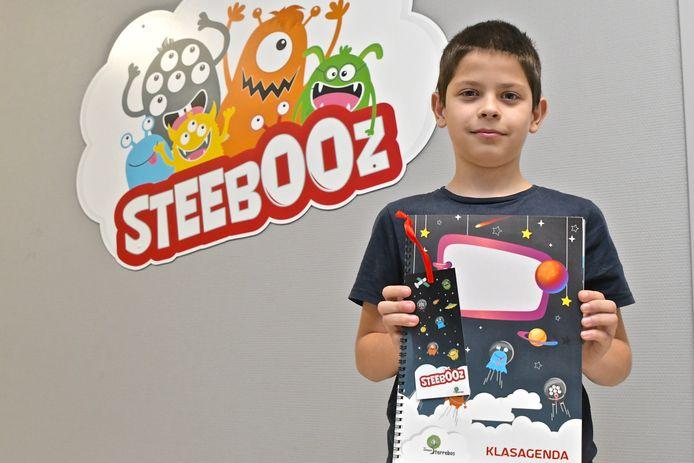 De Steebozz spelen de hoofdrol in onder meer de klasagenda van de leerlingen.