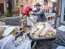 Philippe helpt nog ieder weekend in overstroomd gebied België: 'Het laat je niet los'