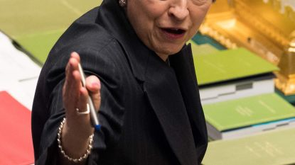 Europa geeft Britten alleen uitstel als ze Mays deal goedkeuren
