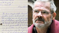 """EXCLUSIEF. Moordenaar Marcel Huybrechts schrijft opvallende brief na weigering euthanasie: """"Ik ga nu in hongerstaking tot de dood"""""""