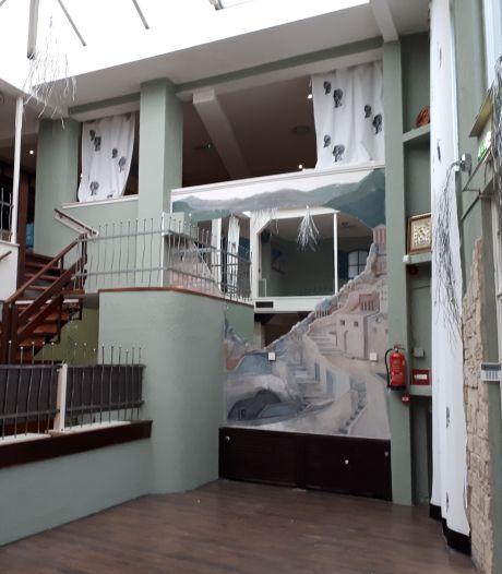 Irodion in Roosendaal richt zich op na brand: familie knapt restaurant zelf op