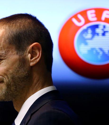 Les demi-finales de la C1 en danger à cause de la Super League?