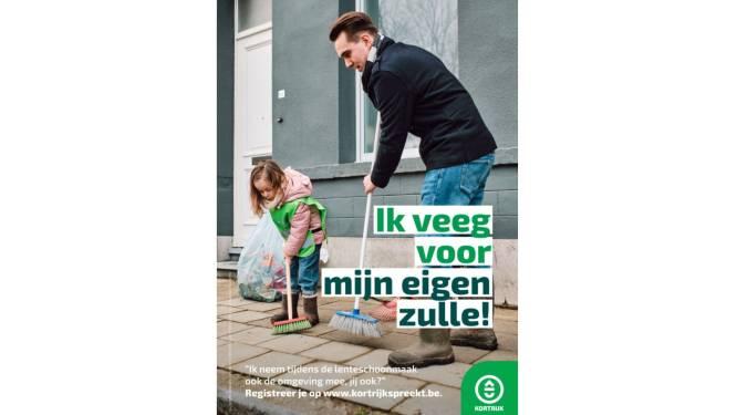 Stad lanceert 'Properste straat van Kortrijk': winnaar maakt kans op buurtfeest of speelkoffer