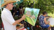 De mooiste plekjes van de Kempen vereeuwigd tijdens 'Zomerschilderdagen'