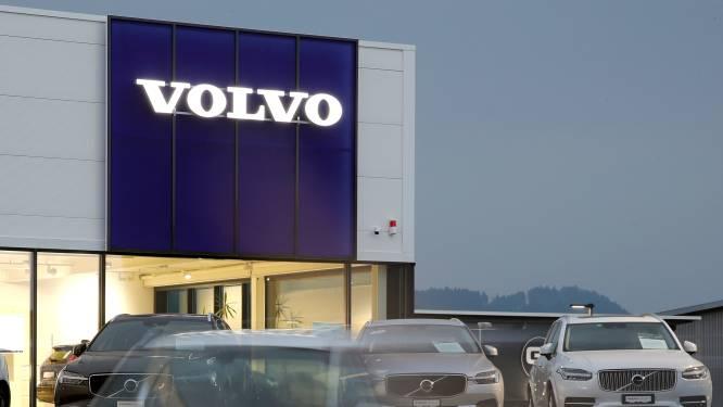 Beursgang Volvo Cars moet 2,5 miljard euro opleveren