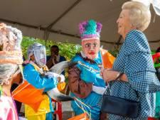 Prinses Beatrix: 'Blijf dansen, blijf muziek maken'