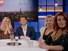 Eerste beelden nieuwe TV Kantine: Gaby Blaaser aan tafel bij Eva en Beau