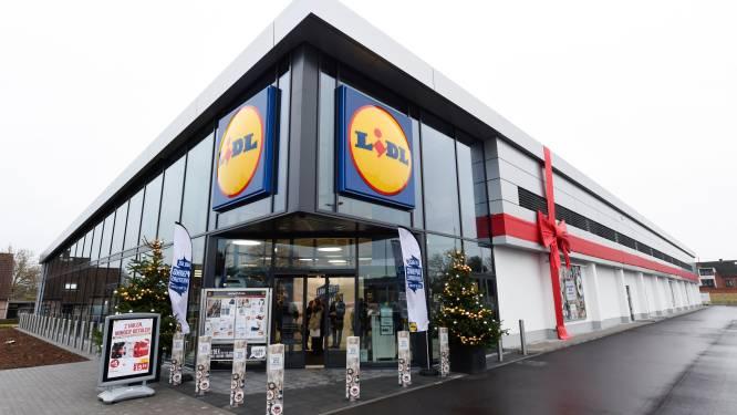 Lidl kondigt vernieuwingsoperatie aan: 4 nieuwe winkels en 500 extra werknemers