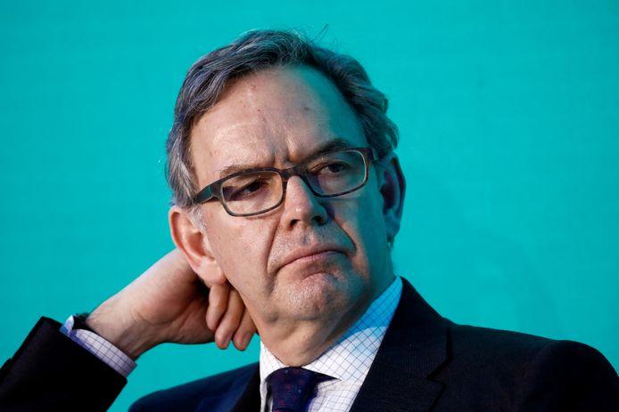 De Nederlander Steven Maijoor staat aan het hoofd van ESMA, de Europese Autoriteit voor effecten en markten.
