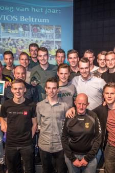 VIOS Beltrum bij sportverkiezingen uitgeroepen tot sportploeg van 2018