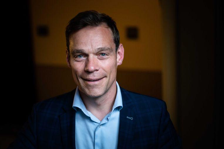 Martijn van Helvert: 'De strijd gaat tussen de andere kandidaten.' Beeld ANP