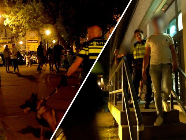 Illegale rave met honderden jongeren beëindigd