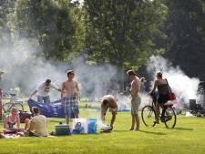 'Barbecueplekken in Zoetermeerse parken inrichten'
