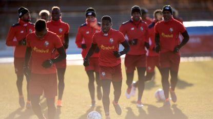 """Onze man op stage met WK-tegenstander Panama: """"Voor ons is het WK al lang begonnen"""""""