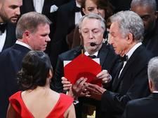 Academy wil blunderende accountants nooit meer bij Oscars zien