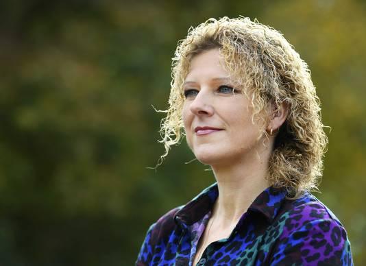 CDA-Kamerlid Inge van Dijk.