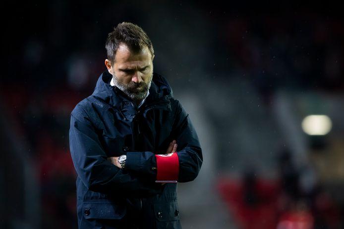 Antwerp-coach Ivan Leko.