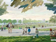 Door dit park krijgt de stad die is geïnspireerd op Amsterdam een Rotterdams tintje