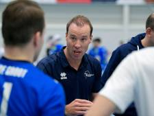 Volleyballers Sliedrecht Sport hongerig na tien maanden pauze: 'Er zit nog voldoende rek in dit team'