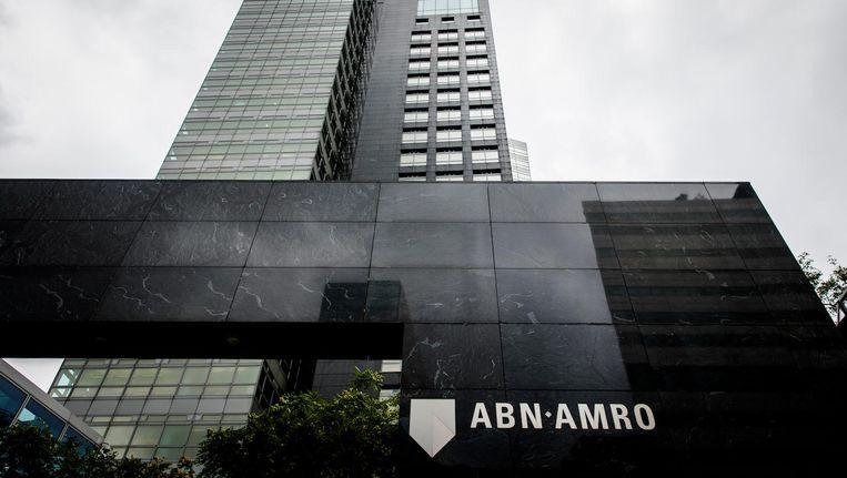 Het kantoor van ABN Amro op de Zuidas. Beeld anp