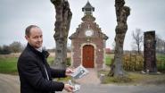 Vandalen vernielen Sint-Jozefkapel net voor herdenking