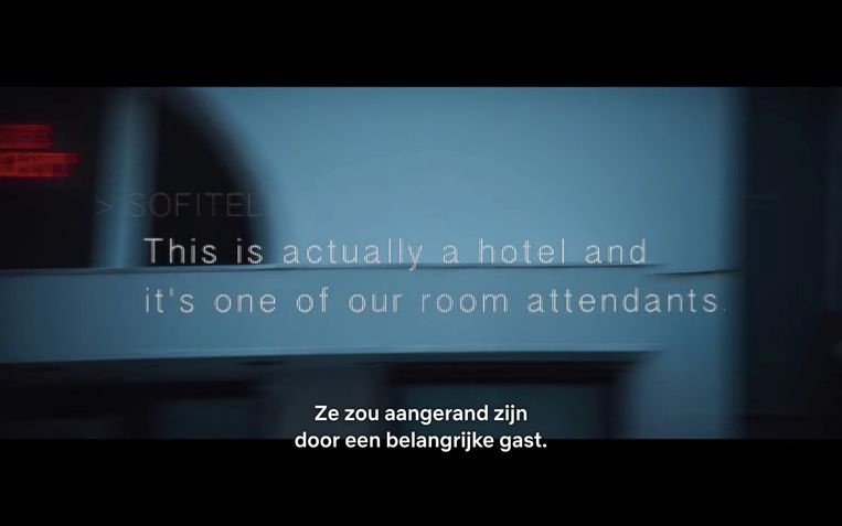 Room 2806: The Accusation Beeld Netflix
