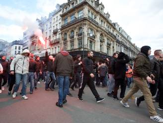 Hooligans begraven strijdbijl in Mars tegen Marrakesh