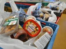 Kant-en-klare pakketten voor lokale voedselbanken