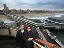 Scheveningse Pier in zomer weer open