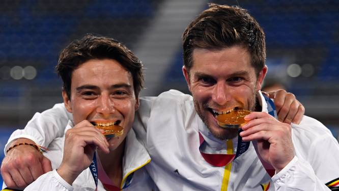 """Briels pakte in Tokio goud met Red Lions: """"Hoop dat we premie volledig krijgen"""""""