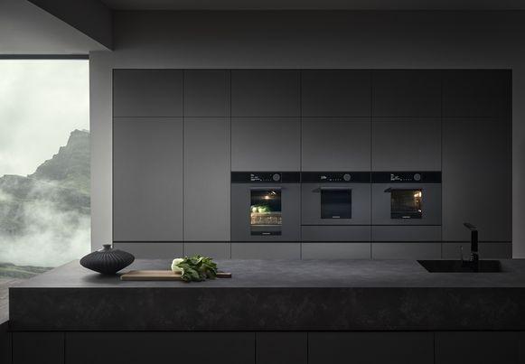 Samsung pakt uit met een oven met atypische afmeting waarin je tegelijk kunt stomen en bakken.