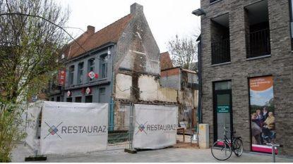 Illegale sloop café Hermana: bouwheer  dient regularisatiedossier in