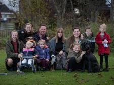'Een Huis Vol'-familie Jelies uit Tollebeek verwelkomt negende kind