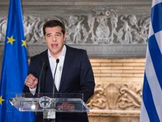 """Teruglezen - Tsipras: """"We hebben geschiedenis geschreven"""""""