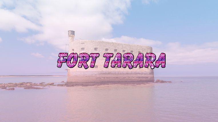 Fort Tarara. Beeld RV