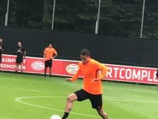 Afellay traint al mee bij PSV: 'Is zeker niet alleen voor de kleedkamer gehaald'