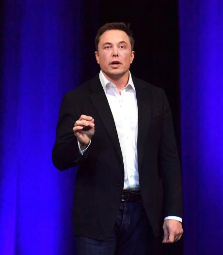 Elon Musk: 'Medewerker saboteerde Tesla'