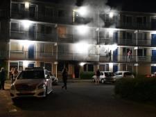 Brand in appartementencomplex Dronten, woning onbewoonbaar verklaard