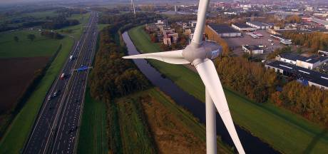 Deventer windmolens straks inzet verkiezingen, eerste 'slag' is voor tegenstanders