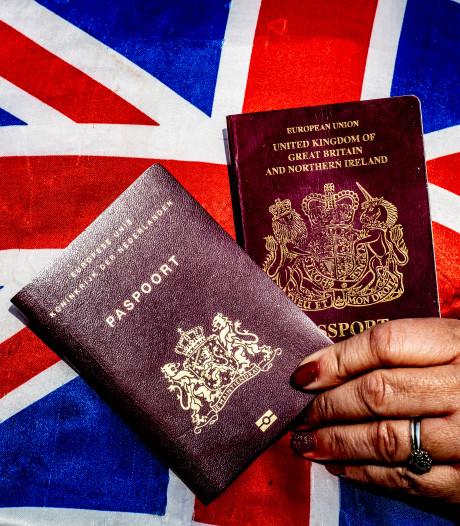 Byebye Brits paspoort: deze Britten zijn het zat