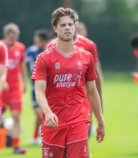 Weer pech voor FC  Twente: Pierie mist begin van de competitie