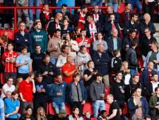 Uitsupporters mogelijk weer welkom in Europese uitwedstrijden van PSV