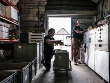 Paul Berntsen legt de basis voor een bakkersleven zonder afval