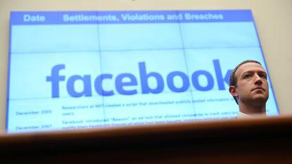 """Facebook: """"Geen fact-checking van politieke advertenties"""""""