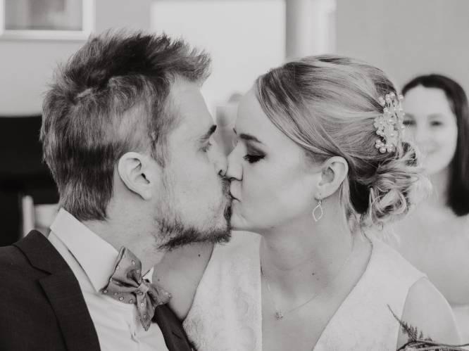 """""""Huwelijk mocht hij nog meemaken en misschien komt er zelfs nog een kindje"""":  Nina moet afscheid nemen van haar grote liefde Jonas (25)"""
