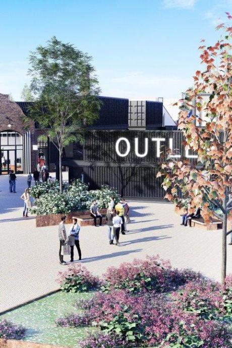 Mogelijk hotel én station bij toekomstig Fashion Outlet Zevenaar