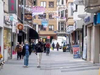 Stad legt voorontwerp voor heraanleg Geitestraat voor aan handelaars