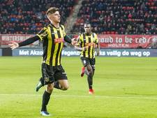Mount bezorgt Vitesse punt bij FC Twente